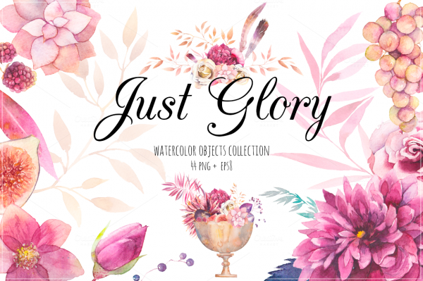Just Glory (53 файлов)