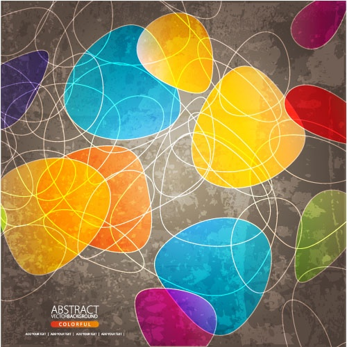 Abstract Backgrounds Collection - 50xEPS #2 (42 файлов)
