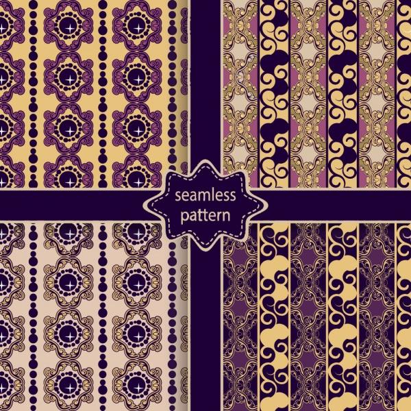 Cute seamless patterns 9 (32 файлов)