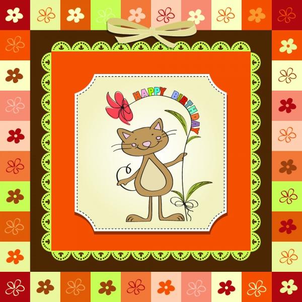 Children's cartoons vector backgrounds (57 файлов)