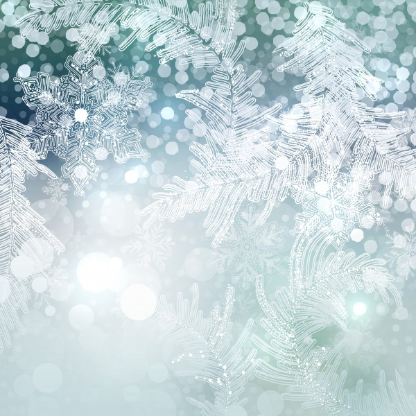 Снежные рождественские и новогодние фоны | Christmas backgrounds set (20 файлов)