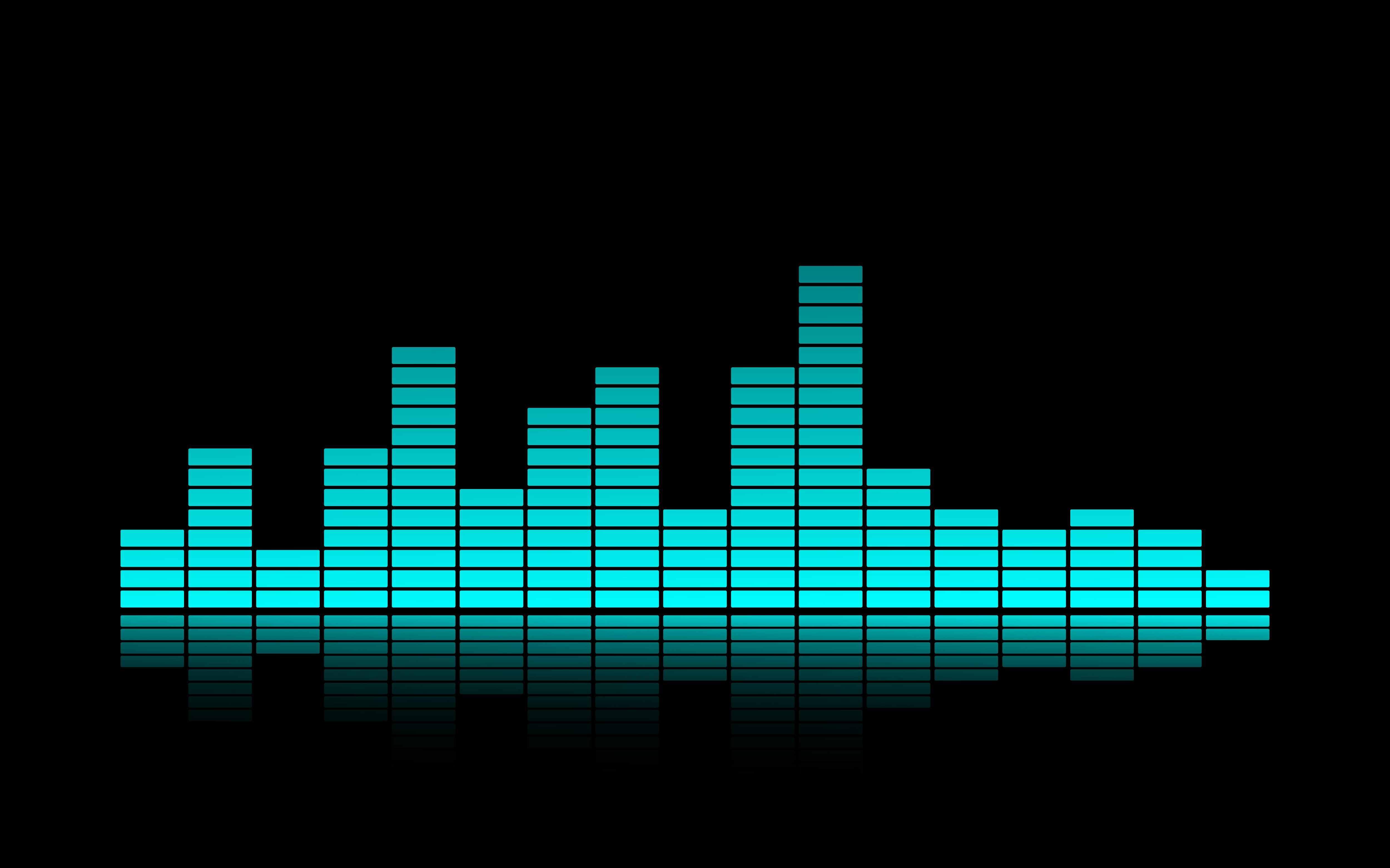 картинки звуковых индикаторов несколько панелей
