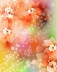 Vector beautiful flowers backgrounds (53 файлов)