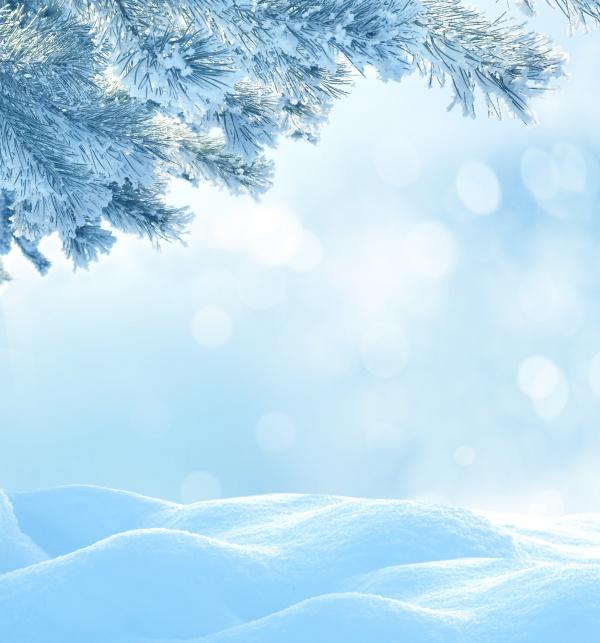 Абстрактные зимние фоны | Winter abstract background. Сhristmas landscape - 2 (30 файлов)