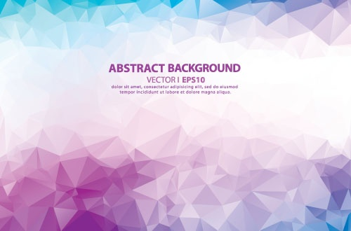Abstract & Polygonal Design Background #2 (24 файлов)