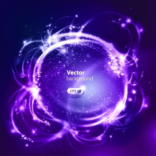 Коллекция векторных абстрактных фонов 123-1 (21 файлов)