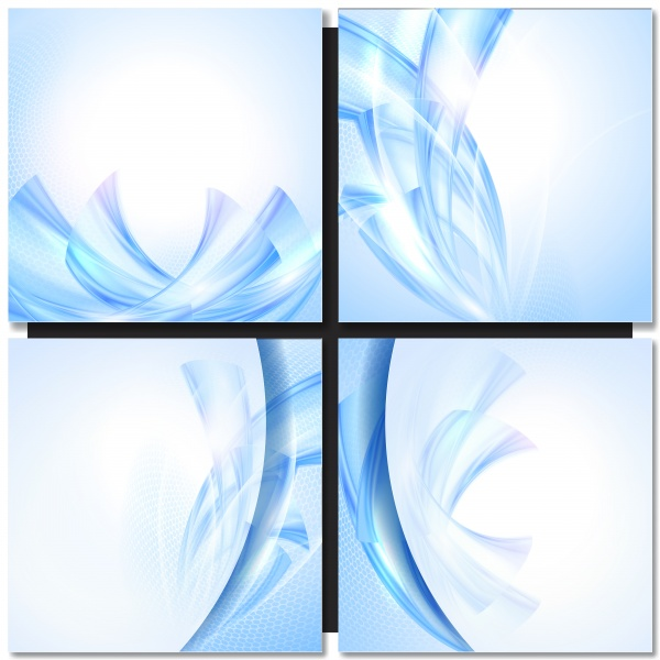 Abstract wave background (6 файлов)