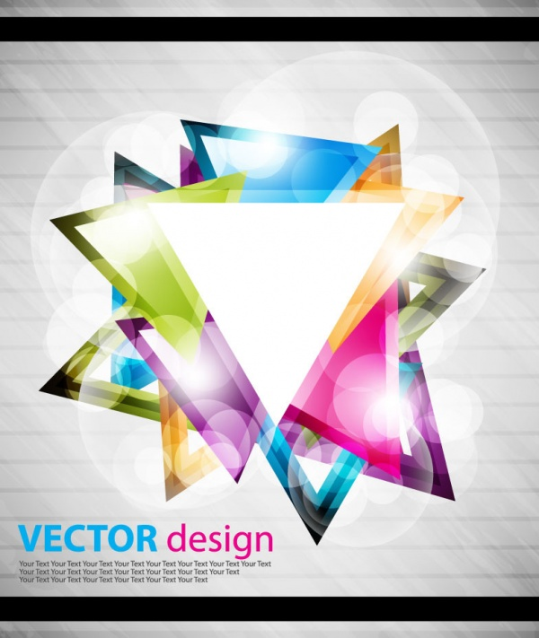 Bright colorful abstract backgrounds vector -25 (50 файлов)