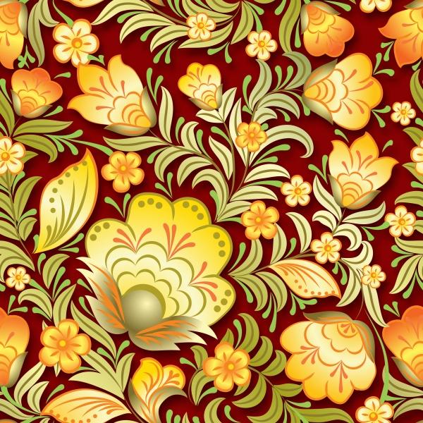 Цветочные узоры | Floral Patterns #1 (15 файлов)