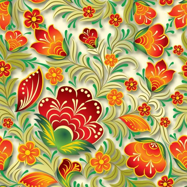 Цветочные узоры | Floral Patterns #4 (12 файлов)
