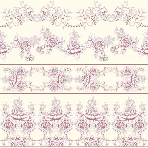 Floral Concept. Beautiful pattern of a bouquet victorian garden roses. Watercolor backdrop #1 (27 файлов)