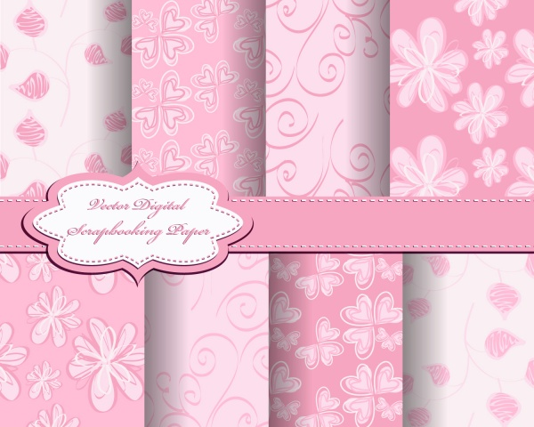 Seamless Pattern Collection 26 (41 файлов)