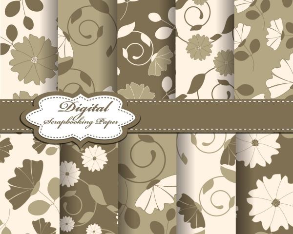 Seamless Pattern Collection 27 (41 файлов)