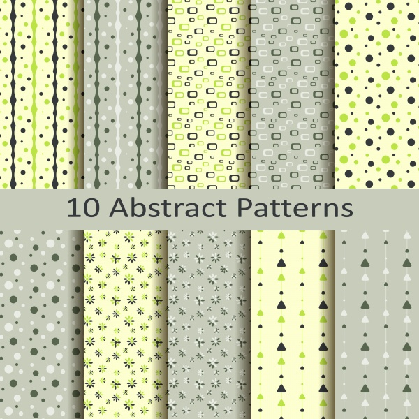 Vector Patterns #1 (20 файлов)