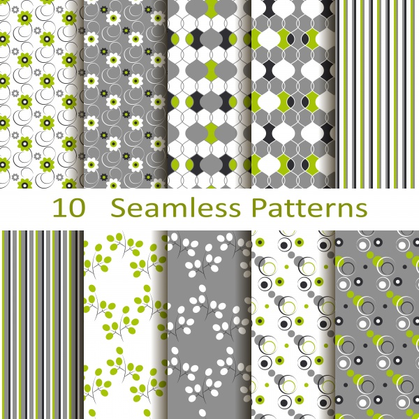 Vector Patterns #2 (16 файлов)