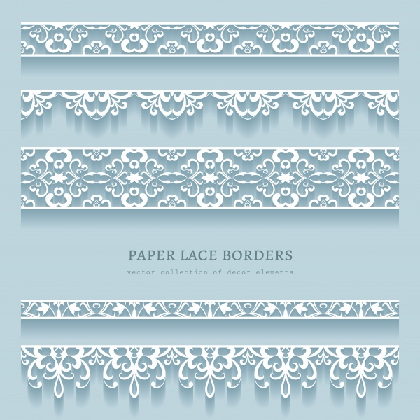 Backgrounds and borders with white floral ornament #1 (28 файлов)