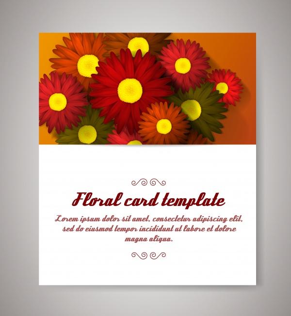 Floral background - 11 EPS, цветы (22 файлов)