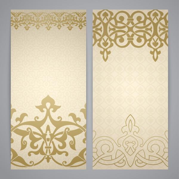 Фоны и баннеры с узорами (20 файлов)