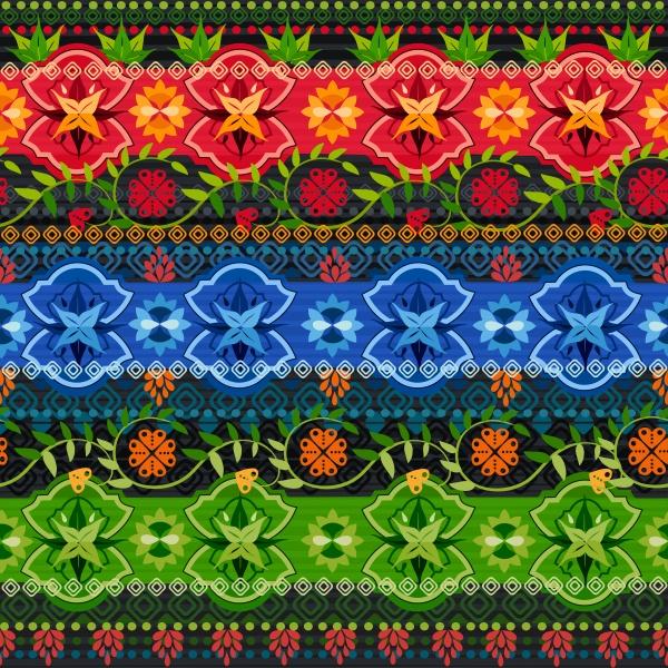 Tribal seamless pattern (40 файлов)