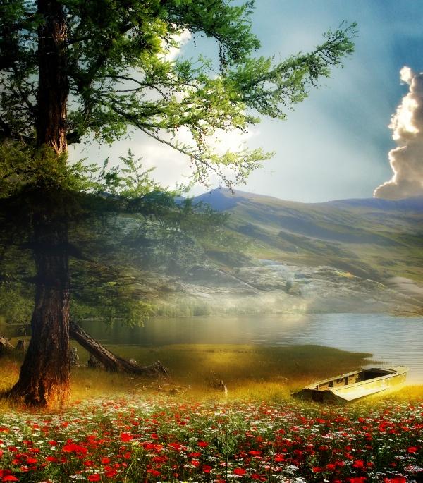 Горные пейзажи и природа (7 файлов)