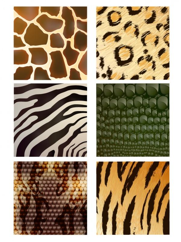 Animal Skin Patter #2 (22 файлов)