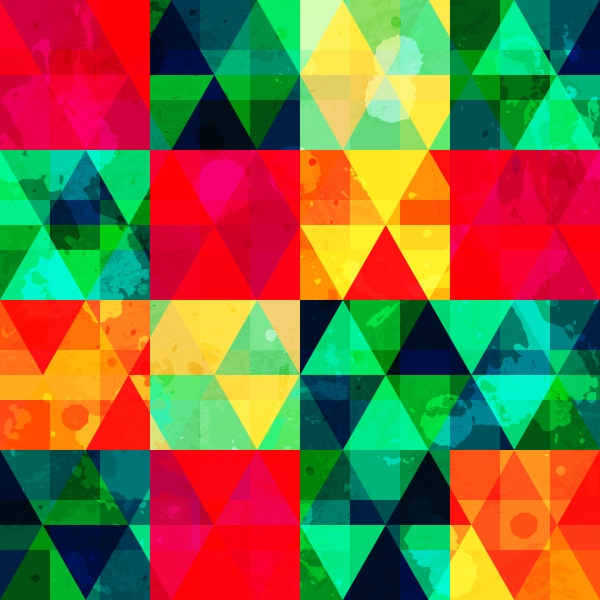 Colorful abstract mosaic Backround #1 (28 файлов)