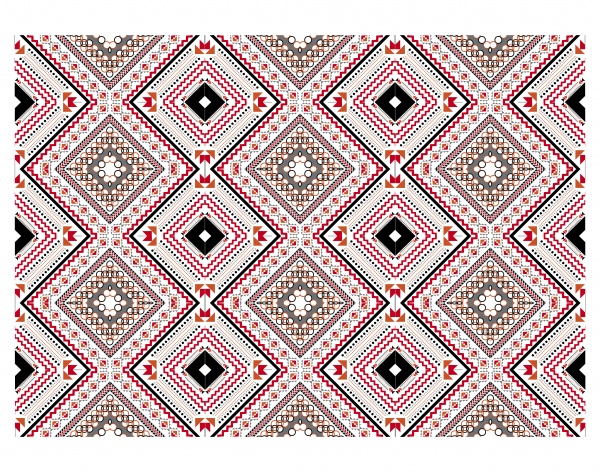Ethnic Patterns Design #2 (26 файлов)