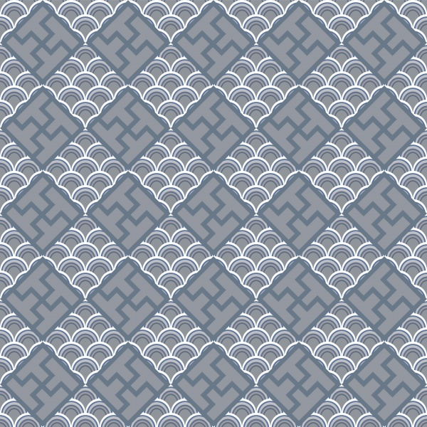 Japanese Geometric Pattern (50 файлов)