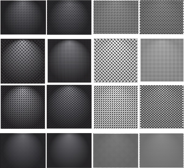 Metal backgrounds #1 (27 файлов)
