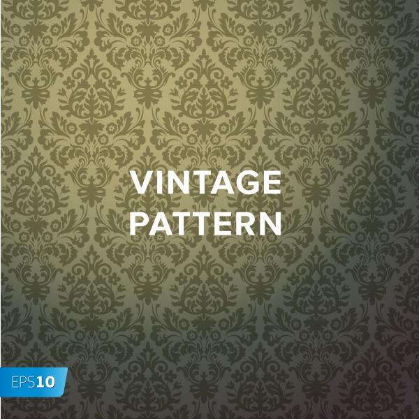 Seamless Wallpaper, Vectors Background (34 файлов)