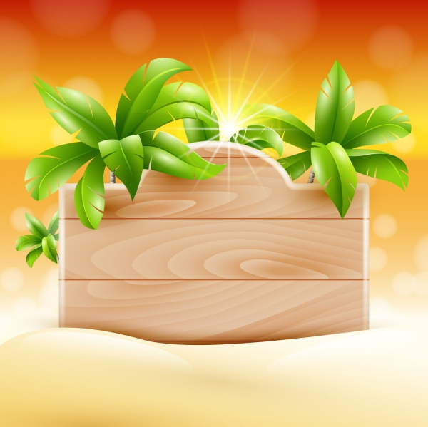 Stock vector summer backgrounds (35 файлов)
