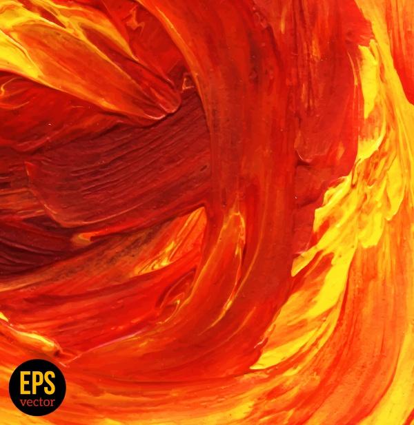 Фоны нарисованные масленой краской в векторе (50 файлов)