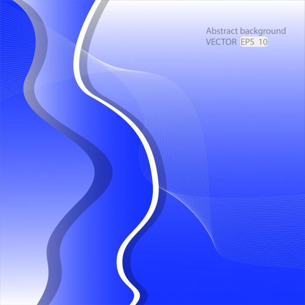 Коллекция векторных абстрактных фонов 105 (51 файлов)
