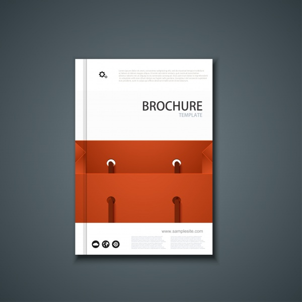 Brochure and flyers template design 36 (50 файлов)