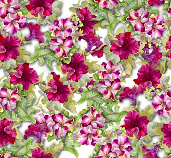 Цветочные фоны 19 (50 файлов)