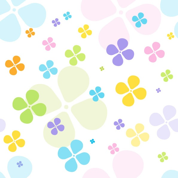 Floral patterns backgrounds stock vector - 7 (60 файлов)