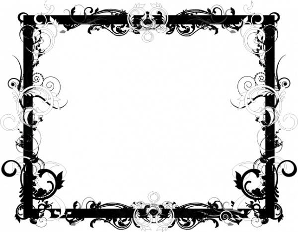 Great Frames and Elements vector (160 файлов)
