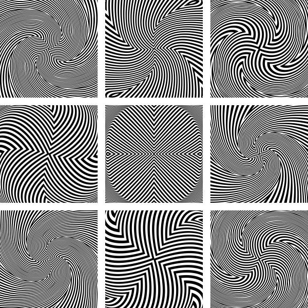 Modern Stylish Patterns 2 (50 файлов)