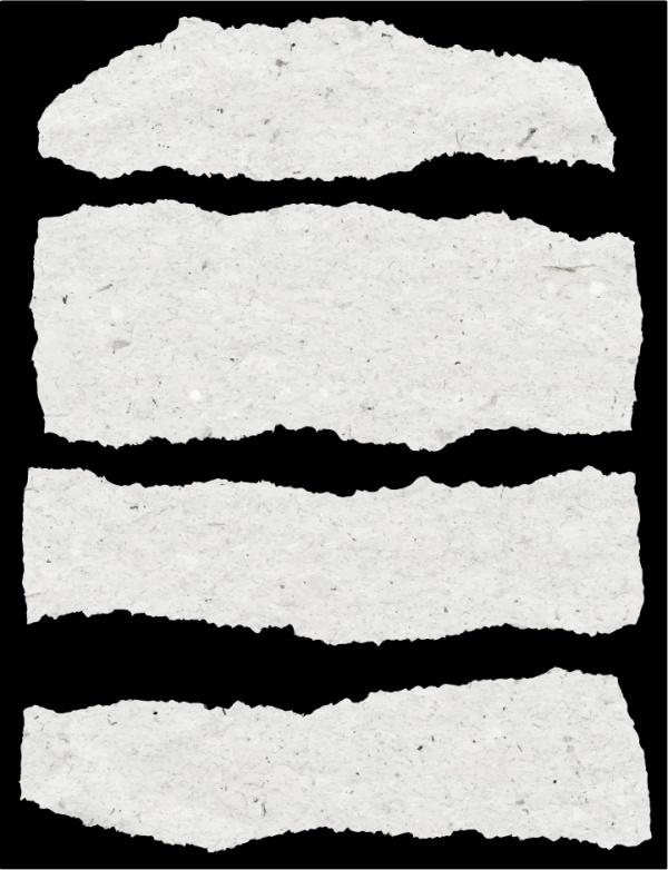 Paper Textures | Текстуры бумаги (51 файлов)