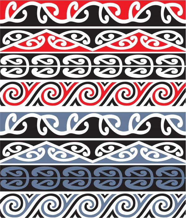 Tribal & Ethnic Ornament (51 файлов)