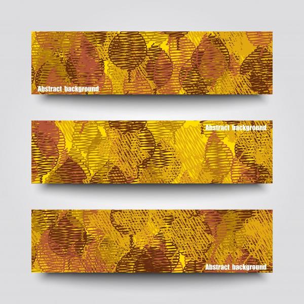 Векторные баннеры #14 (34 файлов)