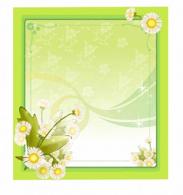 Весенние рамки (20 файлов)