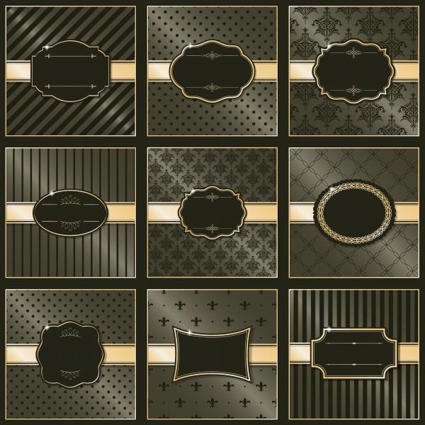 Винтажные фоны #98 (10 файлов)