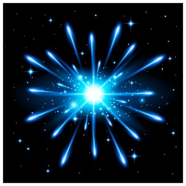Векторный фон - Взрыв звезды. Starburst Background (2 файлов)