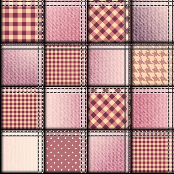 Джинсовые лоскутные фоны - Denim patchwork backgrounds (9 файлов)