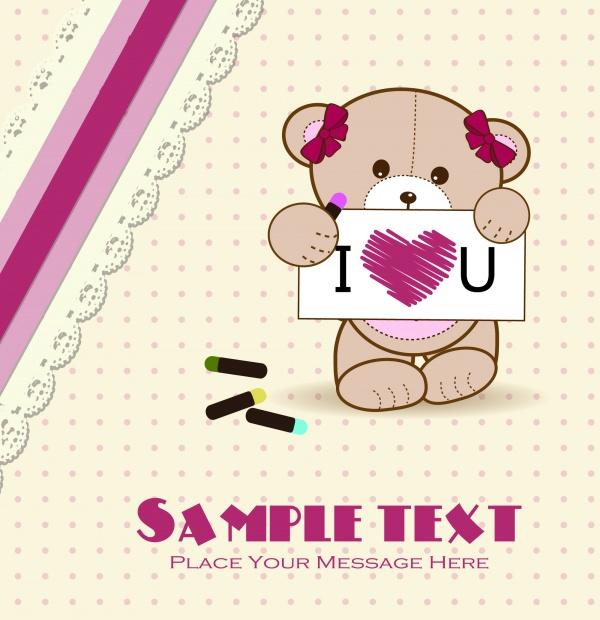 Baby card vector (50 файлов)