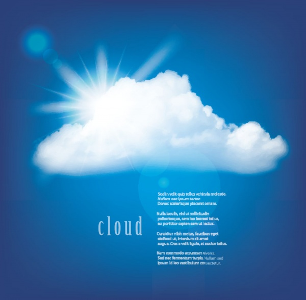 Clouds Background (20 файлов)