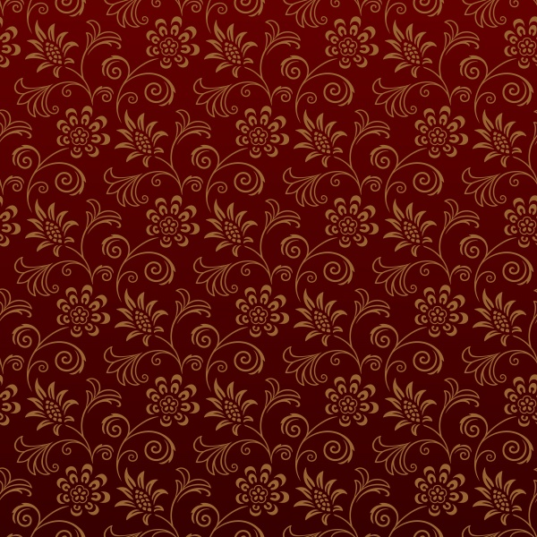Seamless damask wallpaper (4 файлов)