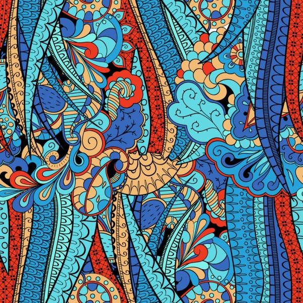 Seamless Pattern Collection 17 (15 файлов)