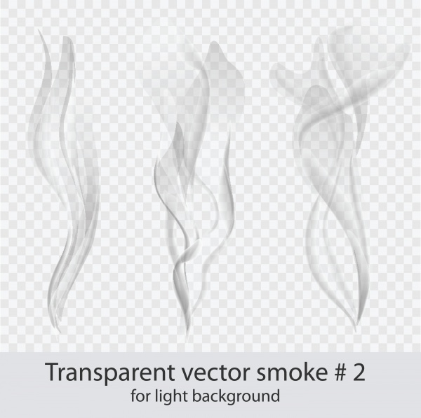 Transparent realistic dust and smoke clouds texture (50 файлов)